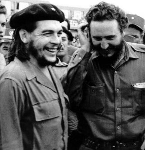 che_and_fidel_castro