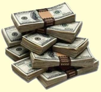 moneystacked