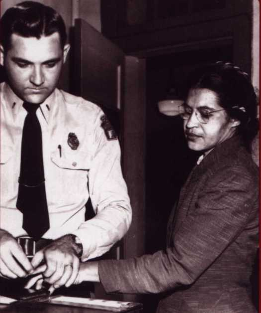 BHM: Joan Gibson, Rosa Parks, and the Women's Political ...