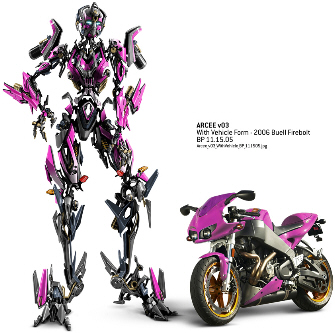 female-motorbike-transformer-arcee