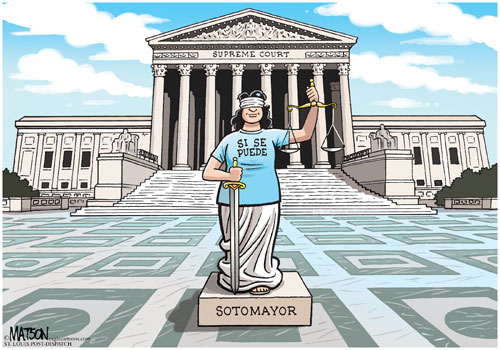 Sotomayor-Appointment